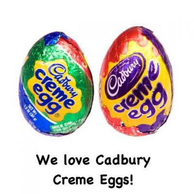 Life Lessons from Eating Cadbury Crème Eggs?