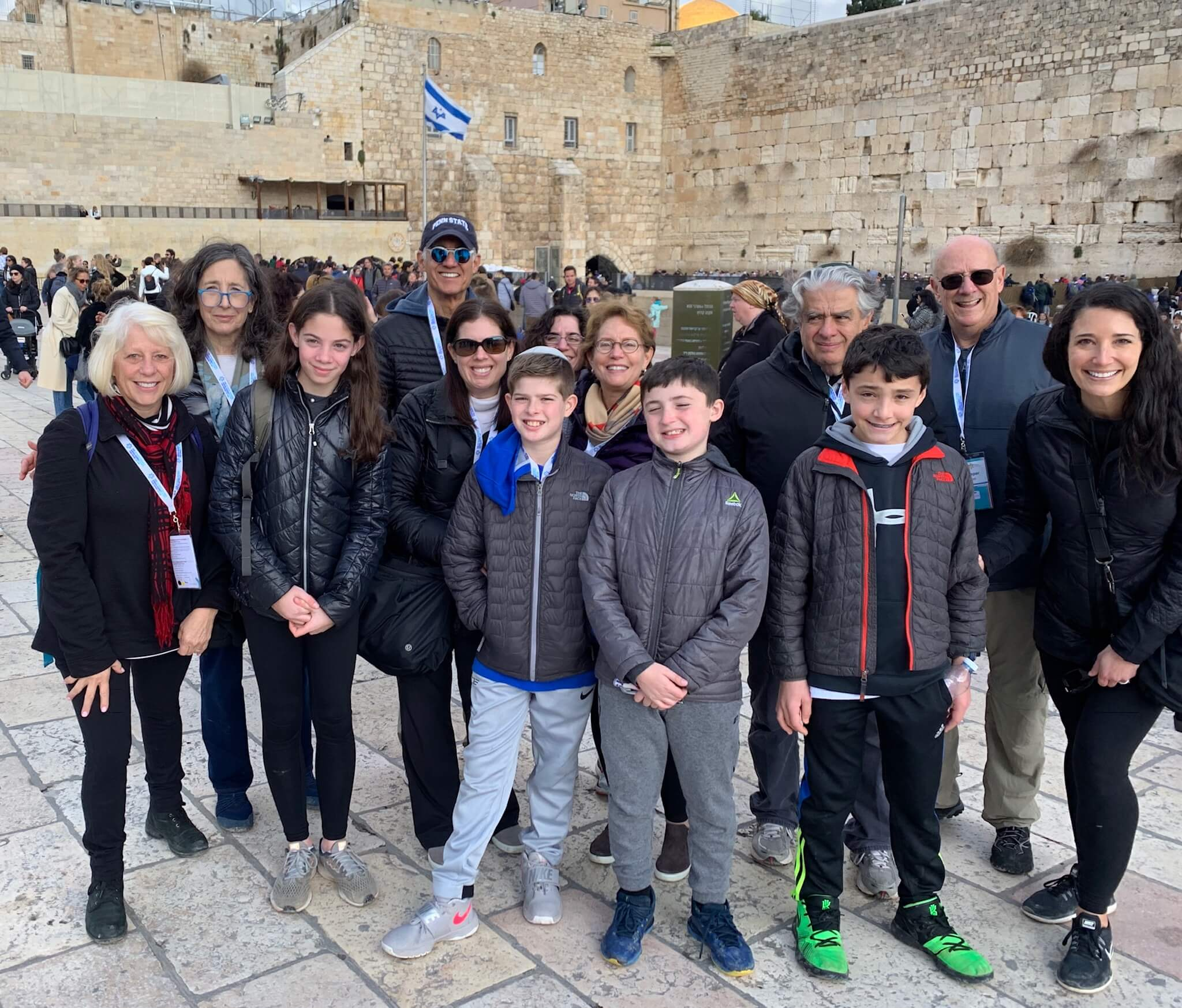 Trip to Israel Participants