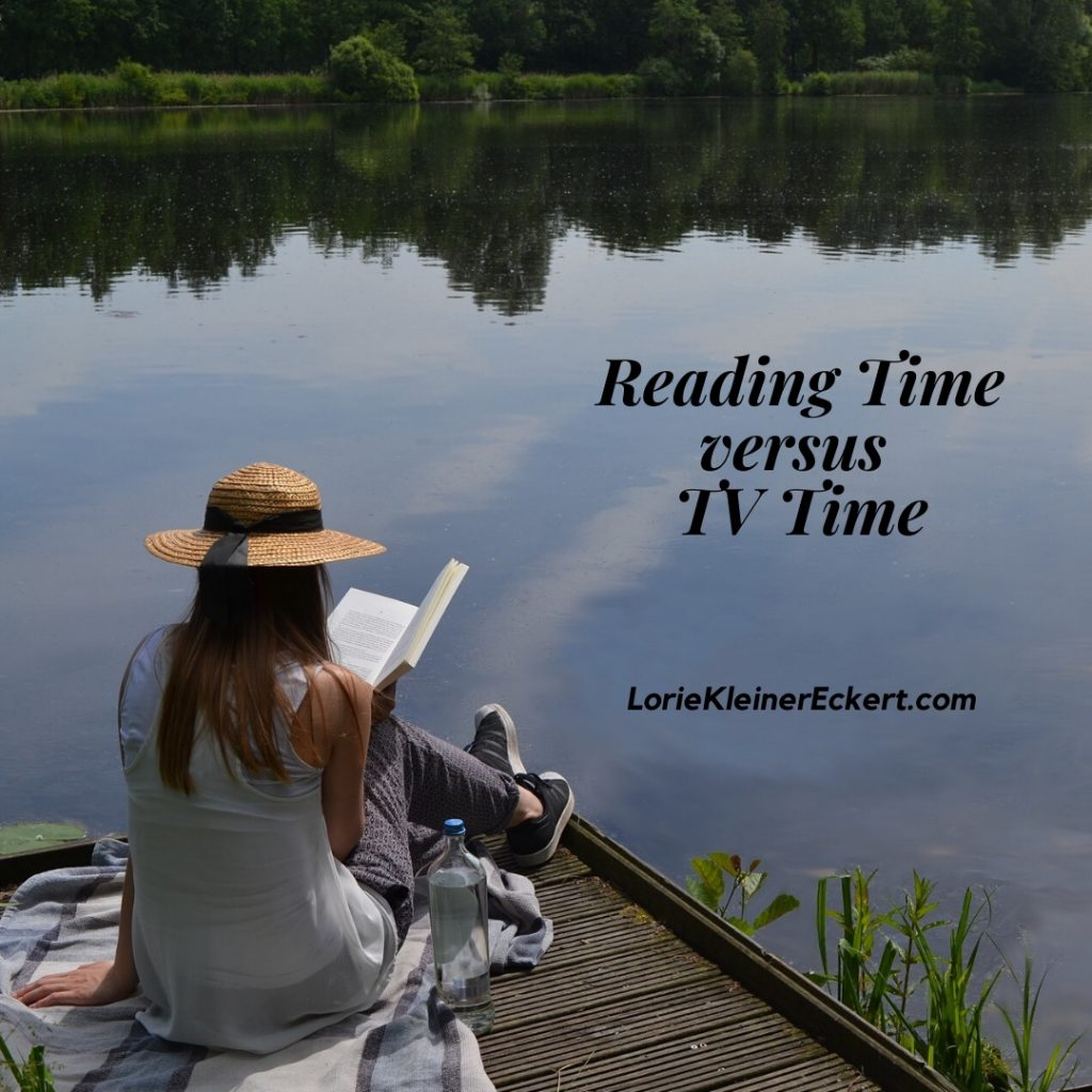 Reading Time Versus TV Time
