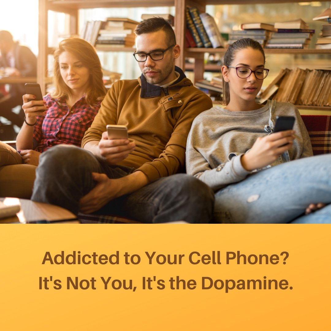 It's Not You, It's the Dopamine