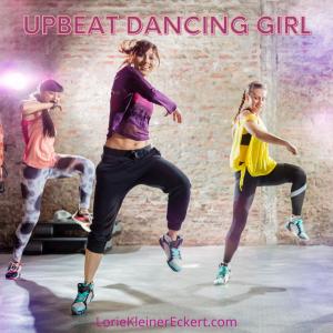 Upbeat Dancing Girl