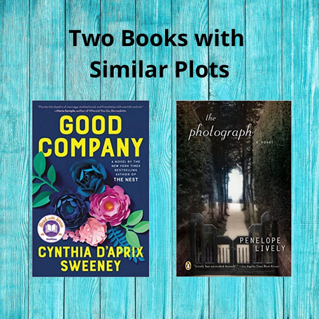 Two Books with Similar Plots