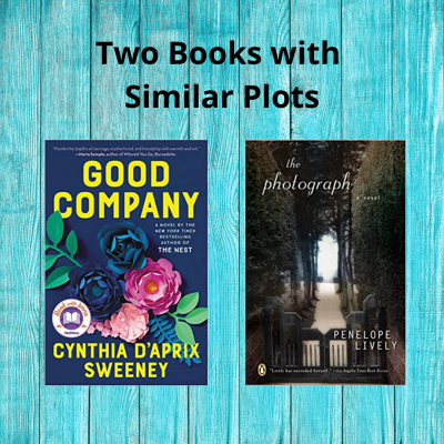 Two Books with the Same Plot