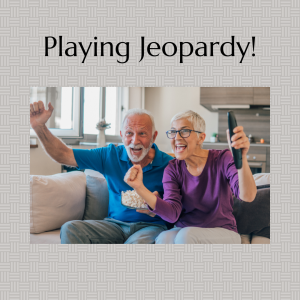 Playing Jeopardy