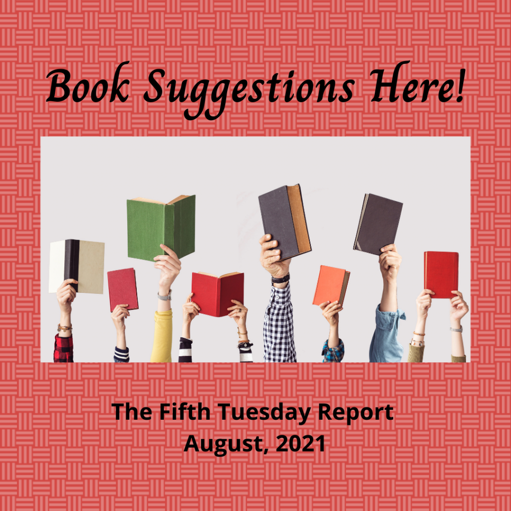 Book Suggestions Here!